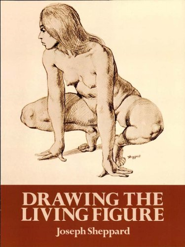 drawing-the-living-figure-dover-anatomy-for-artists