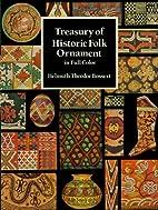 Treasury of Historic Folk Ornament in Full…