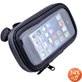 Patuoxun Waterproof Cycle Bike Mount Case For iPhone 5 Samsung Galaxy S III/S3 GT-I9300