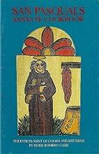 San Pasqual's Santa Fe Cookbook by Marie…