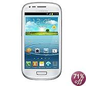 Samsung Galaxy S III Mini I8190 Unlocked, Ceramic White