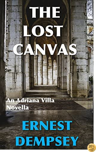 TThe Lost Canvas (Action & Adventure Novella)