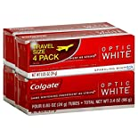 Select Colgate Enamel Health or Optic White Toothpaste or Toothbrushes Manual, $2.99