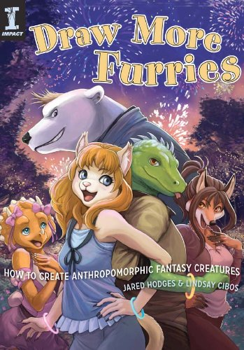 draw-more-furries-how-to-create-anthropomorphic-fantasy-creatures