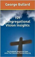 101 Congregational Vision Insights (SSJ…