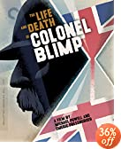 The Life and Death of Colonel Blimp (Criterion Collection) [Blu-ray]