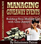 Managing Giveaway Events - (Marketing Online…