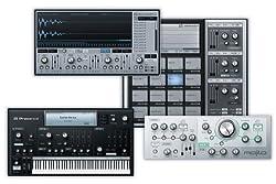 沢山の楽器を収録した『PreSonusソフト音源』