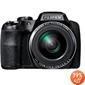 Fujifilm FinePix S8200 16.2MP Digital Camera with 3-Inch LCD (Black) (OLD MODEL)