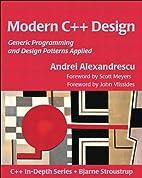 Modern C Design: Generic Programming and…