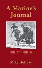 A Marine's Journal: Feb '67 - Feb…