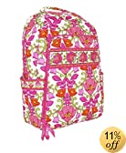 Vera Bradley Laptop Backpack (Lilli Bell)