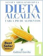Dieta Alcalina 1: Tabla del pH de los…