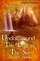 Underground: Day of the Sun - Book Six (The…