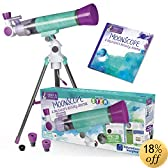 Educational Insights Nancy B's Science Club Moonscope And Sky Gazers Activity Journal