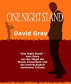 One Night Stand by David Gray