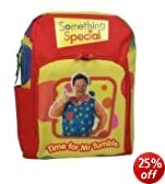 Mr Tumble Something Special Arch Backpack