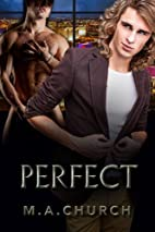 Perfect (The Gods Series) by MA Church
