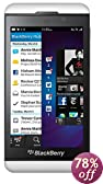 BlackBerry Z10 16Gb White WiFi Touchscreen Unlocked GSM QuadBand Cell Phone