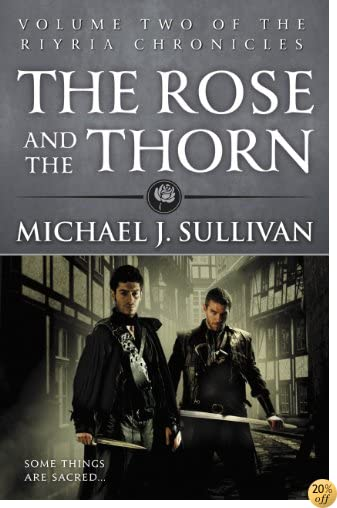 TThe Rose and the Thorn (The Riyria Chronicles Book 2)