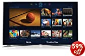 Samsung UN55F8000 55-Inch 1080p 240Hz 3D Ultra Slim Smart LED HDTV (2013 Model)