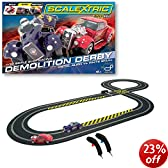Scalextric QuickBuild C1301 Demolition Derby 1:32 Scale Race Set