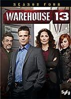 Warehouse 13: Season 4 by David Simkins