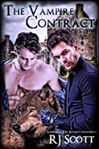 The Vampire Contract (Supernatural Bounty)…
