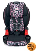 Britax Frontier 90 Booster Car Seat, Cactus Flower