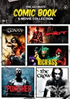 The Ultimate Comic Book 5-Movie Collection…