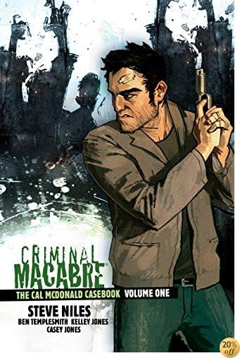 Criminal Macabre: The Cal McDonald Casebook Volume 1