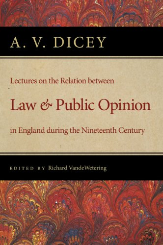lectures-on-the-relation-between-law-and-public-opinion-in-england-during-the-nineteenth-century