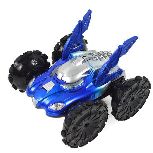 特技车充电遥控车 翻滚车