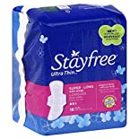Select Carefree Pantiliners, Stayfree Sanitary Protection Pads or Tampons, $2.00