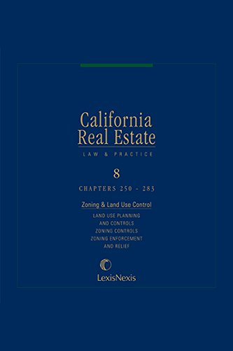 california-real-estate-law-and-practice-volume-8