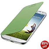 Samsung Galaxy S4 Flip Cover Case - Lime