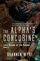 The Alpha's Concubine (Love Slaves of the…