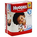 Huggies Jumbo Pack Diapers, Pull-Ups, or GoodNites, $8.99