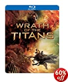 Wrath of the Titans [Blu-ray Steelbook]