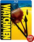 Watchmen (Director's Cut) [Blu-ray Steelbook]