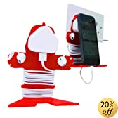 Mi Cable Tidy Red - Cable Organizer and Stand for iPhone, iPad, Cellphone, Tablet, Smartphone, Nintendo DS, Sony PSP and Mobile Phone Devices