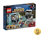 LEGO Superheroes 76009 Superman Black Zero Escape
