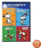 4 Kid Favorites: Happiness is... Peanuts (TM)