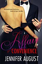 Affair of Convenience by JENNIFER AUGUST
