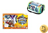 Skylanders Adventure Case and Giants Starter Kit Wii Bundle