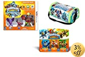 Skylanders Case, Giants Starter Pack 3DS, Giants Triple Pack #3 Bundle