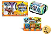 Skylanders Case, Giants Starter Kit Wii, Giants Triple Pack #3 Bundle