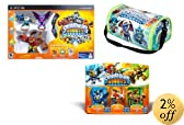 Skylanders Case, Giants Starter Pack PS3, Giants Triple Pack #3 Bundle