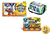 Skylanders Case, Giants Starter Pack Xbox 360, Giants Triple Pack #3 Bundle