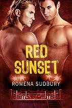 Red Sunset by Rowena Sudbury